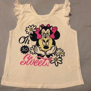 Disney Minnie Mouse Tank top T-shirt